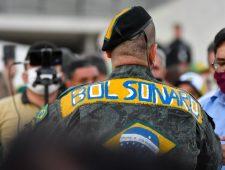 Braziliaanse pers vreest Bolsonaro's 'machtsvertoon'   Italiaanse minister bedreigd