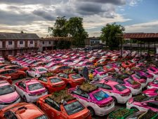 Wereldbeeld: Taxituin