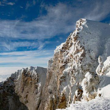 De Iztaccíhuatl kent nog maar drie gletsjers,Pecho, Panza en Suroriental