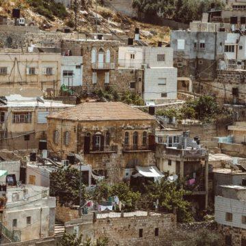 Nog altijd bezoekt de Palestijnse Abla Dajani het huis dat ze moest ontvluchten