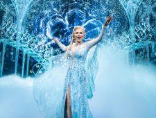 Frozen ontdooit in theatervoorstelling