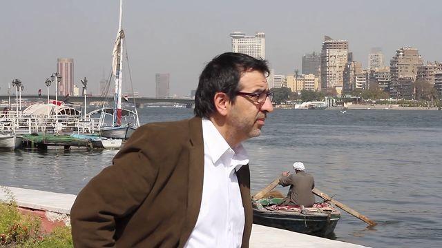 Ezzedine Choukri Fishere.