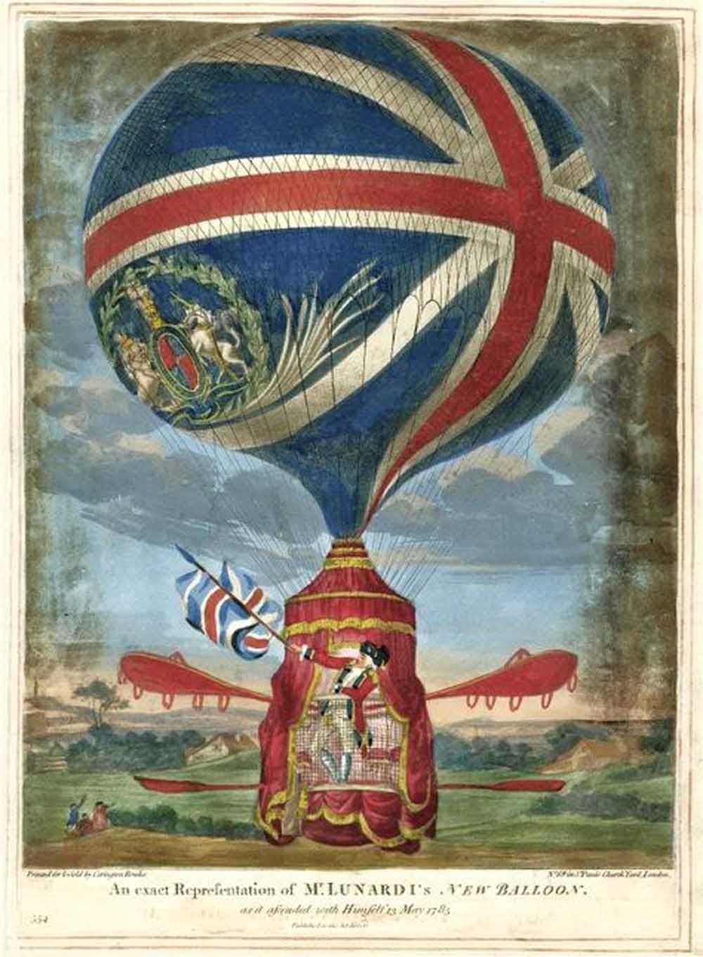 Volgens brexiteers zal de Britse ballon opstijgen wanneer de touwen met de geschiedenis worden losgemaakt en complicaties als zandzakken overboord worden gegooid.