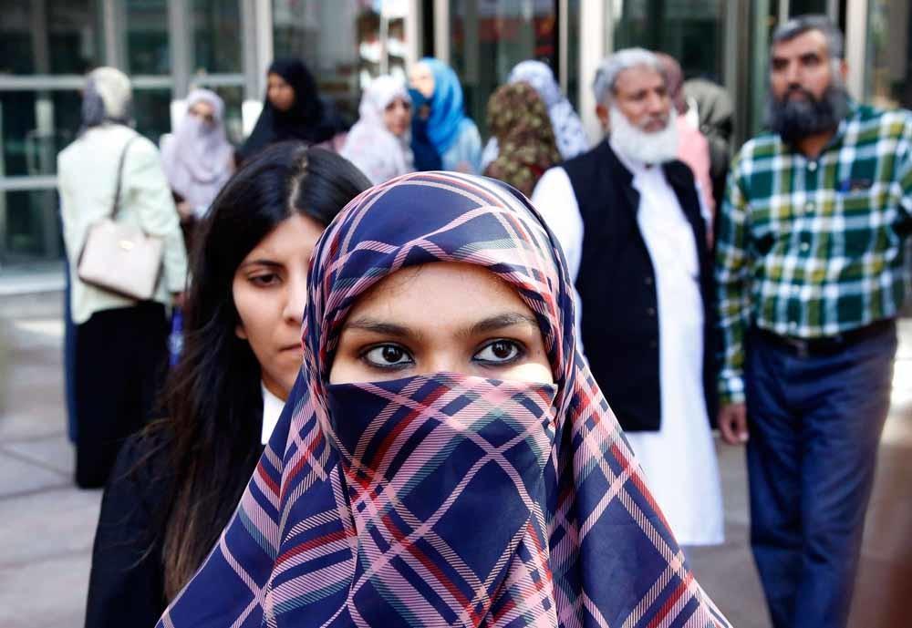 Zunera Ishaq werd na haar proces op 15 september jl. in het gelijk gesteld, maar Ottawa tekende meteen beroep aan. © The Canadian Press / Patrick Doyle