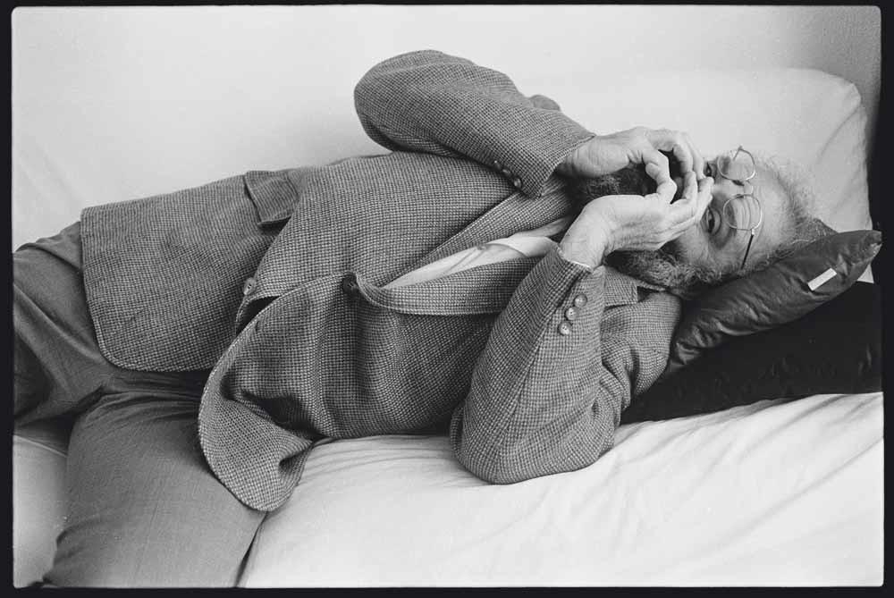 Oliver Sacks, Nederland, december 1987 – © Lowell Handler