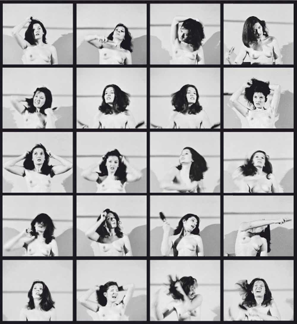 'Art Must Be Beautiful, Artist Must Be Beautiful' (1975). – © Marina Abramovic