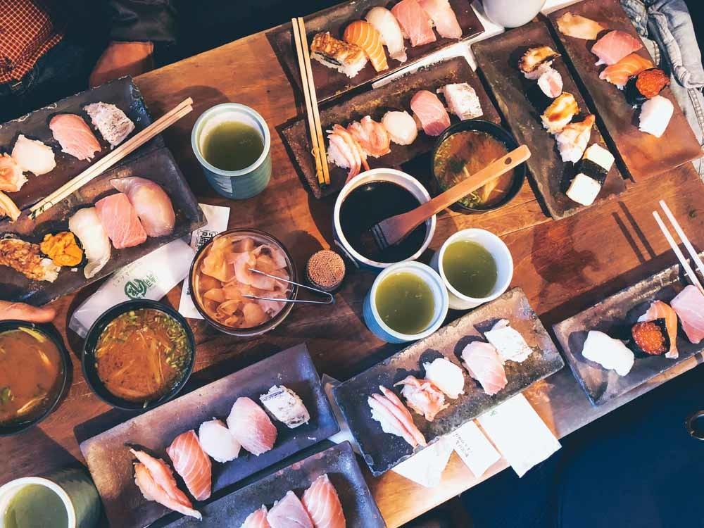 'De Japanners wisten ons te bekeren tot betere eetgewoonten' – © Unsplash