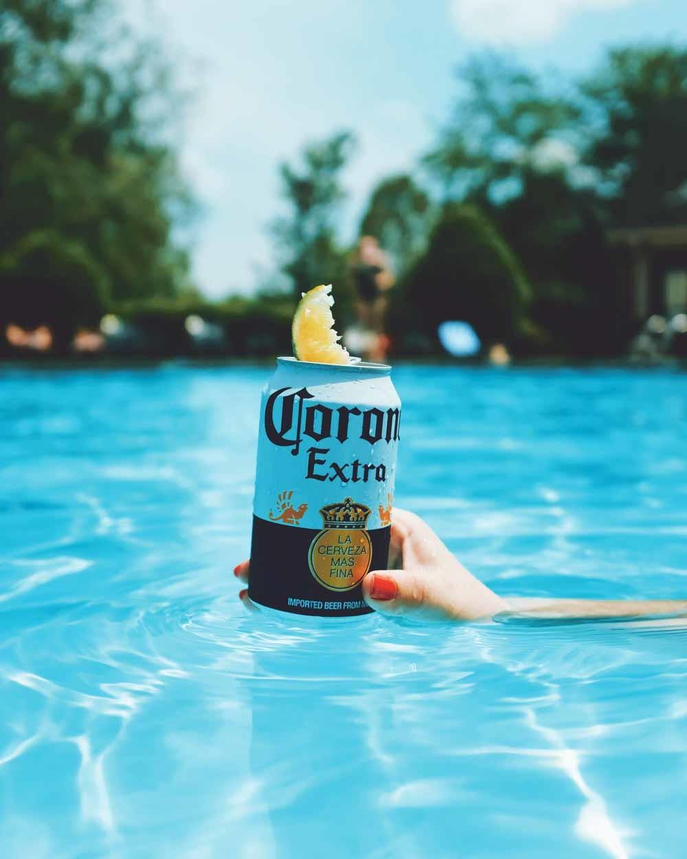 Volgens adviesbureau Interbrand is Corona het na het Chinese Huawei het sterkste wereldmerk dat niet afkomstig is uit de rijke landen. – © Unsplash