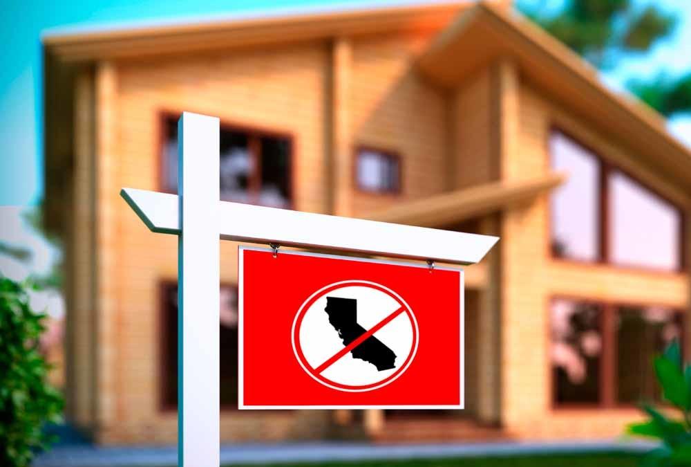 In Portland wil men liever geen huizenkopers uit Californië.