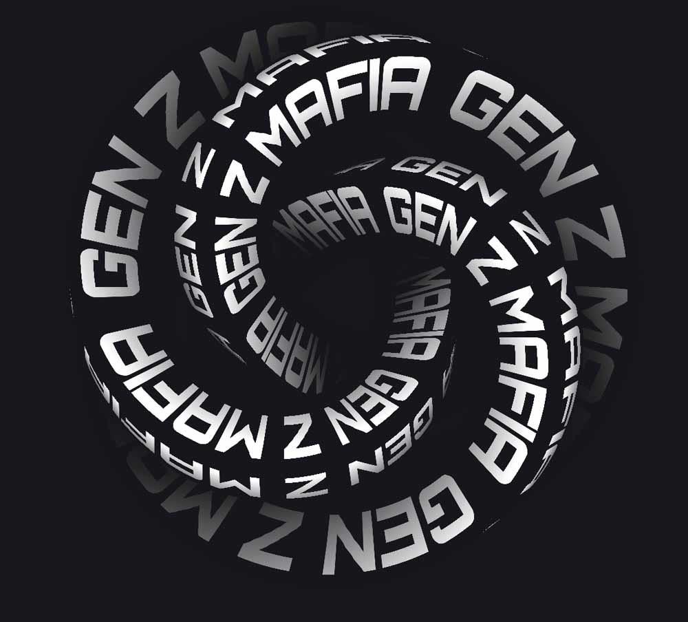 Het logo van Gen Z Maffia – © genzmafia.com