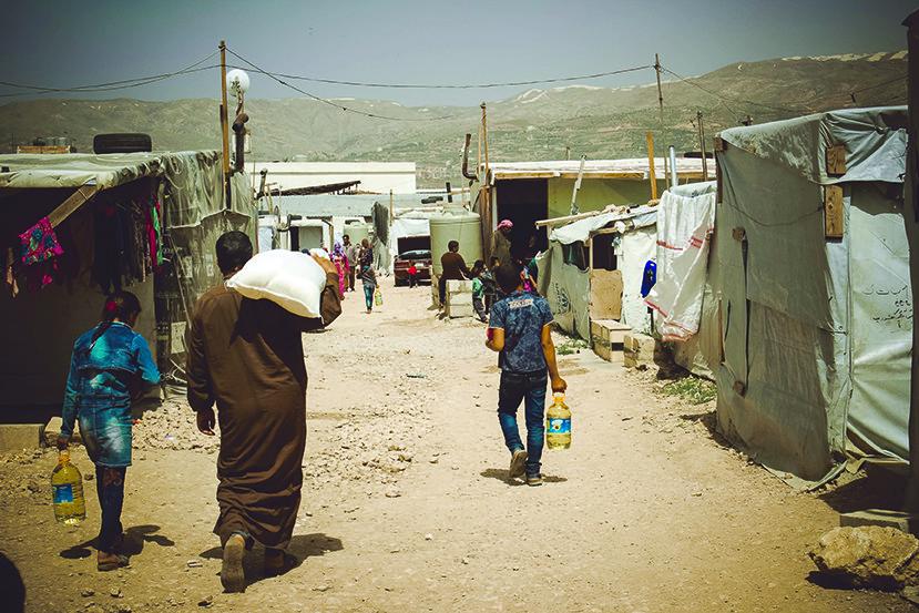 Beqaa Valley, Lebanon © Unsplash