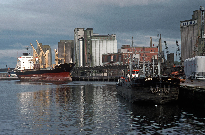 De haven van Cork. – © Alain Le Garsmeur / Getty