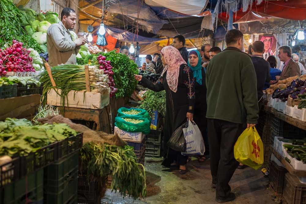 Markt in Amman. – © Thomas Imo / Getty