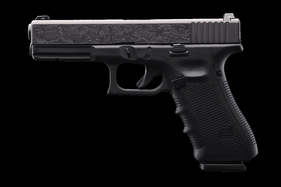 Charleston, South-Carolina, juni 2015. Een pistool van Glock. 9 doden, 1 gewonde.